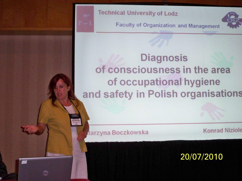 Konferencja - Miami 2010